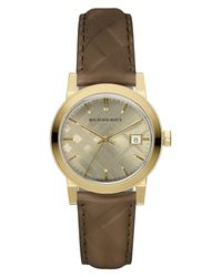 Burberry - Metallic Women's The City Swiss Quartz Watch - Lyst