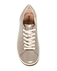 Ecco - Multicolor Chase Ii Tie Leather Sneaker - Lyst