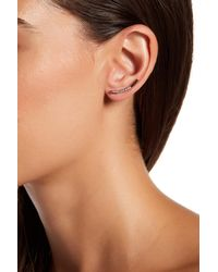 Gorjana | Multicolor Taner Bar Shimmer Ear Climbers | Lyst