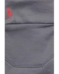 Polo Ralph Lauren - Gray Classic Sport Tech Gloves for Men - Lyst