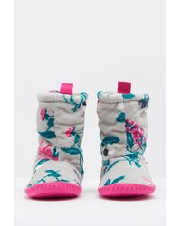 Joules - Multicolor Homestead Slipper Boot - Lyst