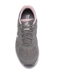 New Balance Gray Q118 635v2 Running Sneaker - Wide Width Available