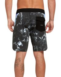 Volcom Black Dye Stoney Board Shorts for men
