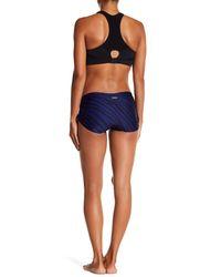 K-DEER | Blue Bum Bum High-waisted Bikini Bottom | Lyst
