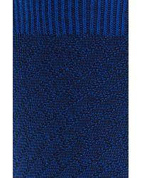 Ted Baker Blue Brick Design Crew Socks for men