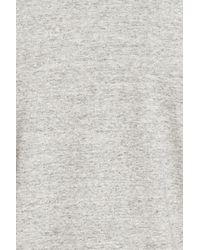 Bonobos - Gray Double Face Jersey Pocket Crewneck T-shirt for Men - Lyst