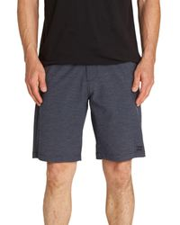 Billabong - Blue Crossfire X Mid-length Shorts for Men - Lyst