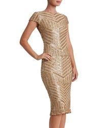 Dress the Population - Multicolor Katerina Body-con Dress - Lyst