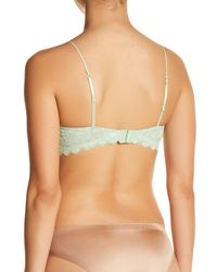 Honeydew Intimates - Green Chloe Lace Bralette - Lyst