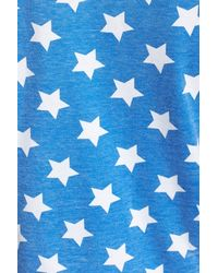 Honeydew Intimates - Blue Crew Neck French Terry Sweatshirt - Lyst