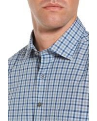 RODD AND GUNN - Blue Charming Creek Regular Fit Sport Shirt for Men - Lyst