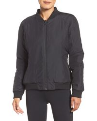 The North Face - Black 'rydell' Water Resistant Heatseeker(tm) Insulated Bomber Jacket - Lyst