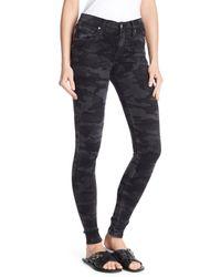 James Jeans Gray Twiggy Skinny Jeans