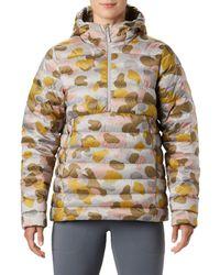 Mountain Hardwear Gray Rhea Ridgetm Pullover
