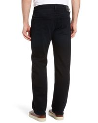 Citizens of Humanity Black Sid Straight Leg Jeans (beacon) for men