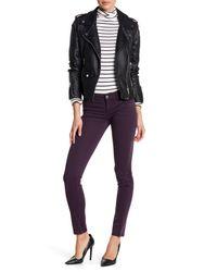 Level 99 - Purple Liza Skinny Jeans - Lyst
