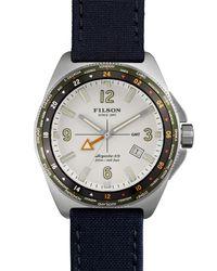 Filson - Multicolor Men's Journeyman Quartz Watch for Men - Lyst