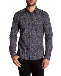 BOSS - Multicolor Ero Slim Fit Shirt for Men - Lyst
