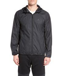 Nike - Black Sportswear Wings Windbreaker Jacket for Men - Lyst