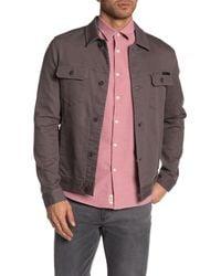 Civil Society Multicolor Solid Shirt Jacket for men
