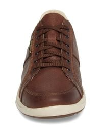 Mephisto - Brown 'hero' Perforated Sneaker for Men - Lyst