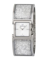 Swarovski - Metallic Women's New Octea Swiss Quartz Watch - Lyst