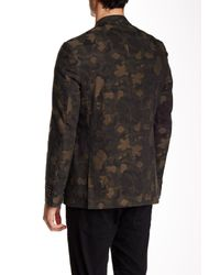 Spurr By Simon Spurr - Black Cameo Sport Coat for Men - Lyst
