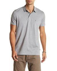 Volcom | Gray Wowzer Polo Shirt for Men | Lyst