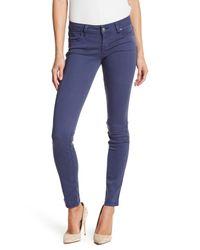 Level 99 - Blue Liza Skinny Jeans - Lyst