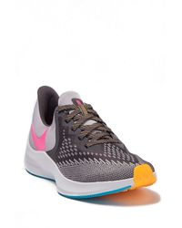 Nike Multicolor Zoom Winflo 6 Running Shoes