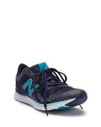 New Balance Blue Vazee Agility Training Sneaker