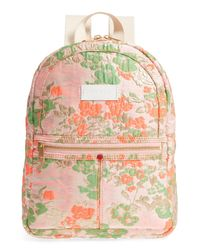 State Bags Multicolor Mini Kane Brocade Backpack