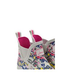 Joules - Multicolor Wellibob Ankle Welly Rain Boot - Lyst
