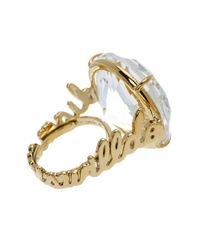Kate Spade - Metallic What A Gem Brilliant Cut Ring - Size 7 - Lyst