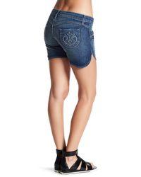 Siwy - Blue Scarlett Origin Shorts - Lyst