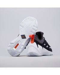 half off f3328 8b664 Lyst - Nike Air Zoom Grade Pinnacle In Blacksafety Orange in