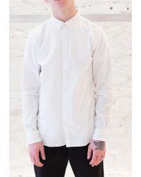 Soulland - White Goldsmith Shirt for Men - Lyst
