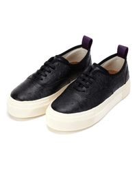 Eytys - Sneakers Mother Struzzo Black - Lyst