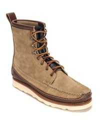 Yuketen - Natural Maine Guide Db Boots for Men - Lyst