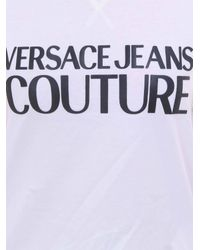 T-SHIRT di Versace Jeans in White