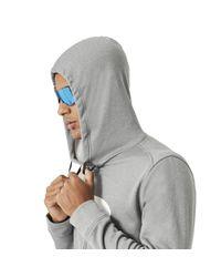 Oakley - Gray 360 Fz Fleece for Men - Lyst