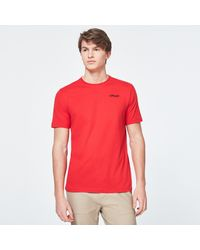 Oakley Red Back Ad Heritage Tee for men