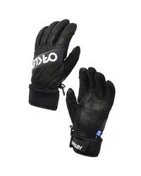 Factory Winter Glove 2.0 Oakley pour homme en coloris Black