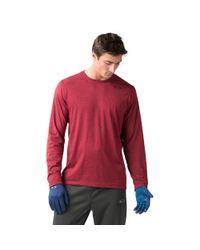 Oakley Black Midweight Fleece Glove for men