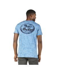 Oakley - Blue Sprocket Tee for Men - Lyst