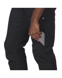 Black Icon Woven Jogger Pants di Oakley da Uomo