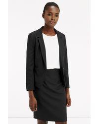 Oasis - Multicolor Clara Workwear Jacket - Lyst