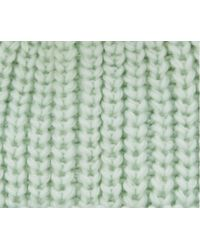 Oasis - Green Jenny Pom Beanie - Lyst