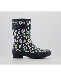 Joules Blue Molly Welly