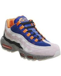 Nike Red Air Max 95 E for men